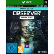 Observer: System Redux Day One Edition (XBox Series X - XSRX)
