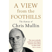 Allen & Unwin A View From The Foothills book Biography English Paperback 416 pages