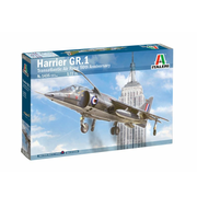 Italeri Harrier GR.1 1:72 Assembly kit Fixed-wing aircraft