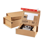 Colompac CP066.02 package Packaging box Brown 20 pc(s)