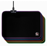 Gembird MP-GAMELED-M mouse pad Gaming mouse pad Black