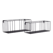 House Nordic Paolo Wall mounted Steel Black