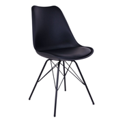 House Nordic Oslo restaurant/dining chair Padded seat Padded backrest