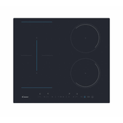 Candy CTP644C Black Built-in 59 cm Zone induction hob 4 zone(s)
