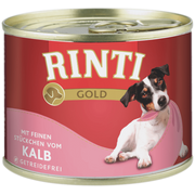 RINTI Gold Veal Adult 185 g