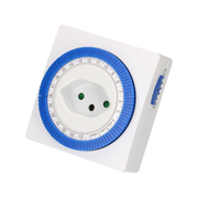 Max Hauri AG 130930 electrical timer Blue, White Daily timer