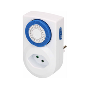Max Hauri AG 131812 electrical timer Blue, White Daily timer