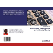 Withholding Tax Obligation on Contract of Supply