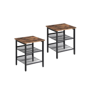 Vasagle LET24X kitchen/dining table Home Square shape Fixed table 4 leg(s)