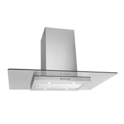Akpo WK-9 Isla Mirage Wall-mounted Stainless steel