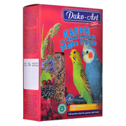 Dako-Art Majka Fructo - complete food with fruit for small parrots 500 g