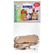 Dako-Art Biscuits with vegetable sprinkles for rodents 50 g