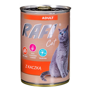 Dolina Noteci Rafi Cat food with duck 400g