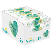 Pampers Coconut Pure 81749286 Baby Wipes 378 Wipes