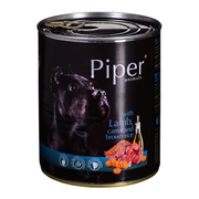 Dolina Noteci Piper with lamb, carrot and brown rice - Wet dog food 800 g