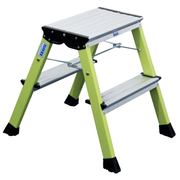 Krause Monto Rolly Folding Step 2x2 green