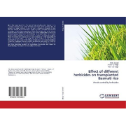 Effect of different herbicides on transplanted Basmati rice
