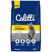 Calitti Strong Clumping Litter for Cat 25l