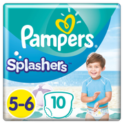 Pampers Splashers S5 10 pc(s)