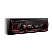 Alpine Radio DAB+,BT Front USB - iPod ready, Front AUX-In (Mech-less)