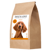 Dog's Love 9120063680535 dogs dry food 2 kg