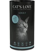 Cat's Love 9120063681280 cats dry food 1 kg