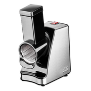Solis 921.06 electric grater Stainless steel Black, Stainless steel
