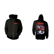 Holy Diver Zipper Hoodie S