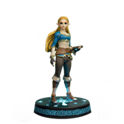 First4Figures Breath of the Wild Zelda Collectors Edition