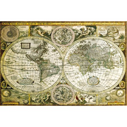World Map - Historical (Poster Maxi 61x91,5 cm)