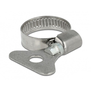 DeLOCK 19576 hose clamp Stainless steel Butterfly clamp