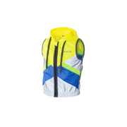 WOWOW Cape Town Hoodie - L,fluo yellow