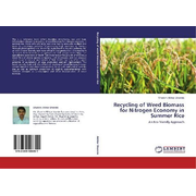 Recycling of Weed Biomass for Nitrogen Economy in Summer Rice