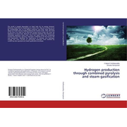 Hydrogen production through combined pyrolysis and steam gasification