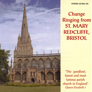 Change Ringing from St. Mary Redcliffe, Bristol