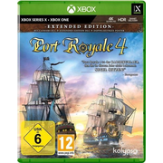 Port Royale 4 - Extended Edition (XBox Series X - XSRX)