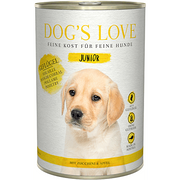Dog's Love JUNIOR POULTRY