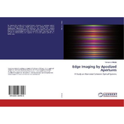 Edge Imaging by Apodized Apertures