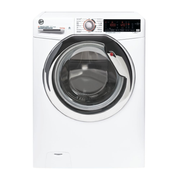 Hoover H-WASH 300 PLUS H3DSQ496TAMCE-84 washer dryer Freestanding Front-load White D