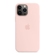 """Apple MM2R3ZM/A mobile phone case 17 cm (6.7"""") Cover Pink"""