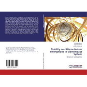 Stability and Discontinious Bifurcations in Vibroimpact System