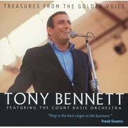 Tony Bennett Featuring the Count Basie Orchestra
