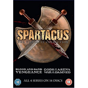 Spartacus: The Complete Collection [UK Import]