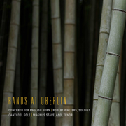 Rands at Oberlin: Concerto for English Horn; Canti del Sole