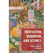 ISBN Meditation Buddhism and Science book English Hardcover 248 pages