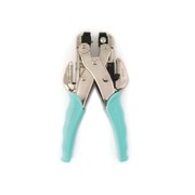 We R Memory Keepers 70907-7 hole punch Silver, Turquoise
