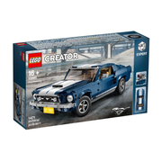 LEGO Creator Ford Mustang - Alter: 16+ Teile: 1471