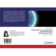 Constraints on cosmological parameters from observational data