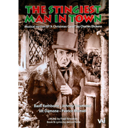 """The Stingiest Man in Town,""""A Christmas Carol"""""""