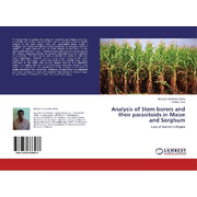 Analysis of Stem borers and their parasitoids in Maize and Sorghum